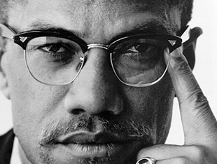 malcolm x archives